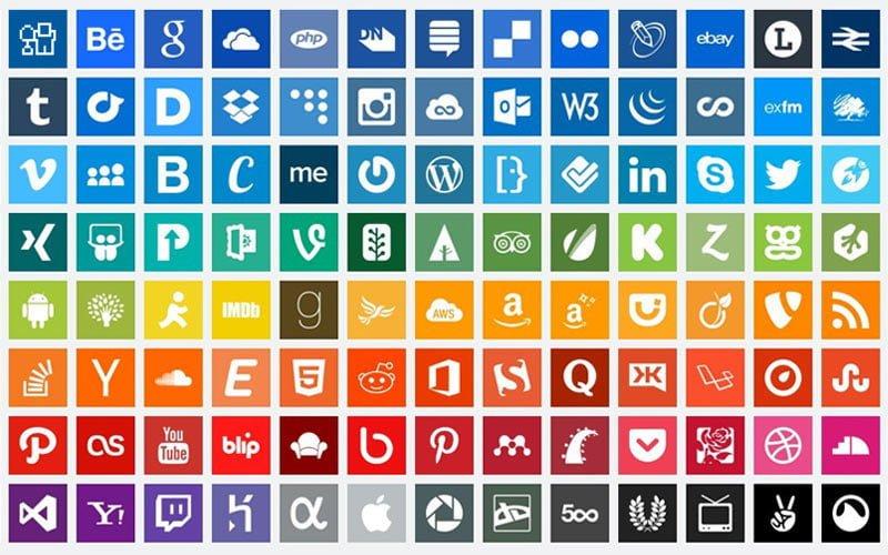 30 packs gratuits d u0026 39 ic u00f4nes de r u00e9seaux sociaux pour wordpress